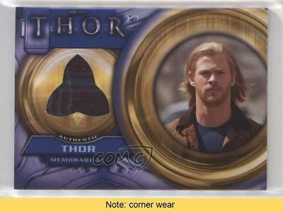 2011 Upper Deck Marvel Thor: The Movie Costume Memorabilia #F13 Thor READ 0n8
