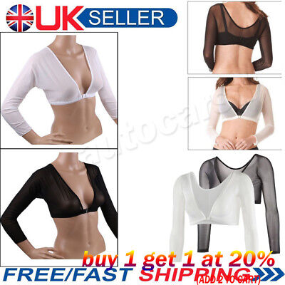 New 2019 Plus Size Seamless Arm Shaper Amazing Arms