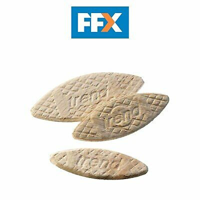 Trend BSC/0/100 500pc Die Cut Beech Jointing Biscuits Size 0