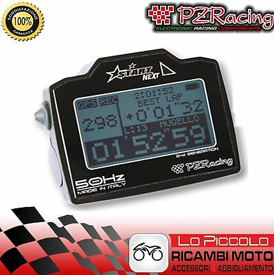 Pzracing New Start Basic Lap Timer Cronometro Gps Auto Moto Quad Scarico Dati
