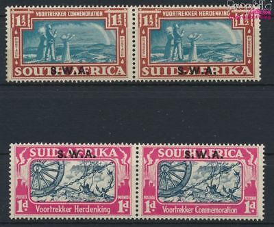 Southwest 1097-1101 complete.issue. Unmounted Mint / Never Hinged 20 Namibia