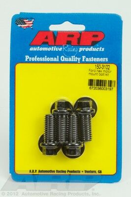 ARP 4303102 Stainless 300 Hex Motor Mount Bolt Kit