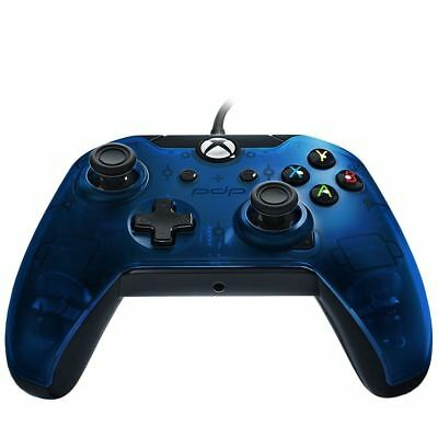 PDP Midnight Blue Wired Controller Xbox One & PC