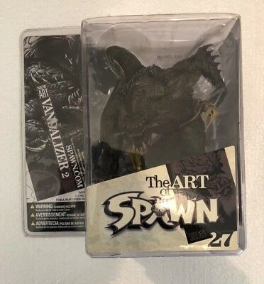 mcfarlane the art pf spawn series 27 New art vandalizer 2