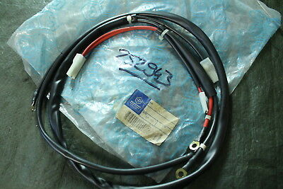 O5) Vespa Cosa 125 150 200 Cable Loom 252943 for Battery Set Cable Batteria