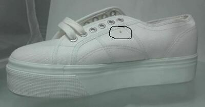 6105719eb68 Superga Unisex 2790 Acotw Linea Up and Down Sneakers Shoes White 10.5 Women
