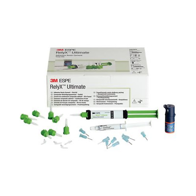 DENTAL RELYX ULTIMATE Clicker Adhesive Pure Resin Cement by