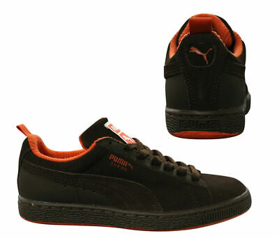 Puma Suede Classic Winter Leather Suede Lace Up Mens Trainers Brown 355380  03 D5 39bb415f3