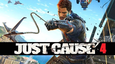 Just Cause 4 PC Deluxe Edition