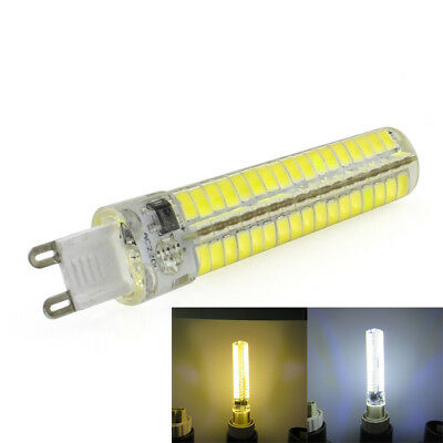 LED Dimmable Silicone Lamp Light G9 5W LED Corn Bulb 136 SMD 5730 110v 100 X3H6)