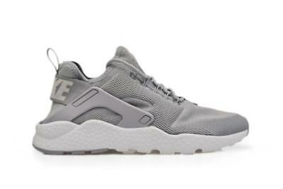 sports shoes ba971 e84d0 Donna Nike Air Huarache Run Ultra - 819151 003 - Grigio Scarpe da Ginnastica