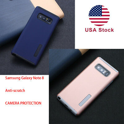 For Samsung Galaxy Note 8 Shockproof Armor Hybrid Slim Protective Case Cover