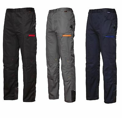 Portwest Texo Sport Range Durable Danube Trousers High Quality WorkWear Knee Pad