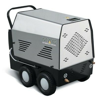 MAC Avant 12/100 240V Industrial High Hot/Cold Steam High Pressure Power Washer