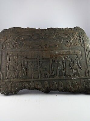 ANCIENT EGYPTIAN EGYPT ANTIQUES Afterlife Judgement Stela 1282-1257 Bc