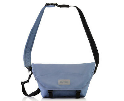 Crumpler Miner Upset Messenger Bag - Gravel