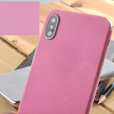 Cell Phone Soft Plush Rear Screen Film for Apple iPhone X/XS/XR/XS MAX