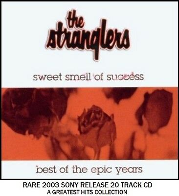 The Stranglers - A Best Essential Hits Compilation - RARE 80's Punk New Wave CD