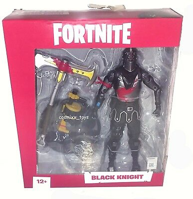 Mcfarlane Toys Fortnite Black Knight 7 Action Figure New Sealed