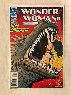 Wonder Woman #80 (Nov 1993, DC) VF/NM