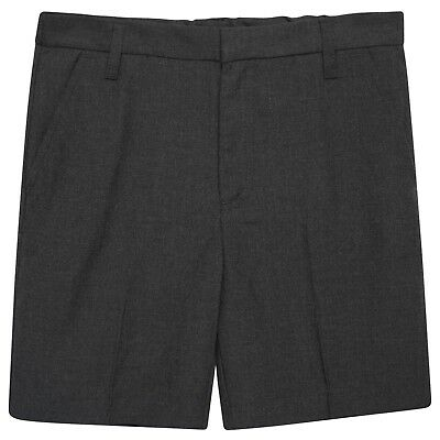 Boys School Shorts Grey / Charcoal Grey School wear School Uniform