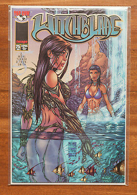 Witchblade #25, NM, First appearance Aspen (Fathom), Michael Turner, Top Cow