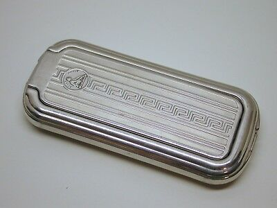 Vintage Rolls Razor..england..clean..booklet..usable??..Collectible