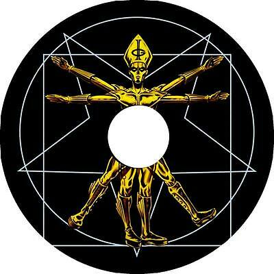GHOST B.C. First Ritual - Demo 2009 CD ONLY! Without booklet and back cover