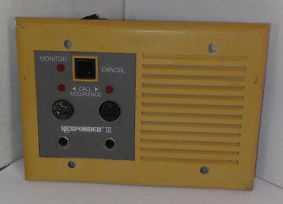 1 Used Rauland Borg Bs240 Patient Station Alarm ***Make Offer***