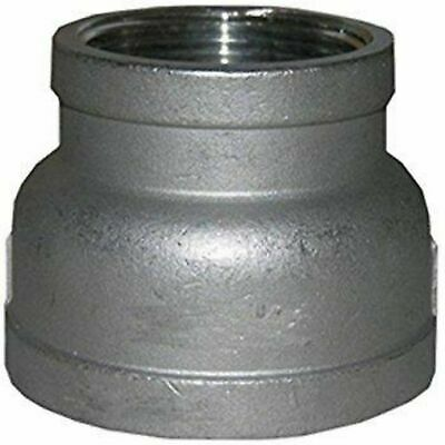 "1"" X 1/2"" 316 Stainless Steel Bell Reducer Coupling 37 Pieces"