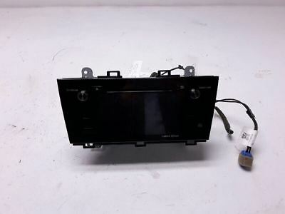 2015-2017 Subaru Outback Radio Receiver W/display W/cd Navigation Oem 86201Al60A