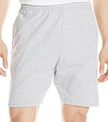 Hanes Men's Jersey Shorts with Pockets Small and XL sizes only