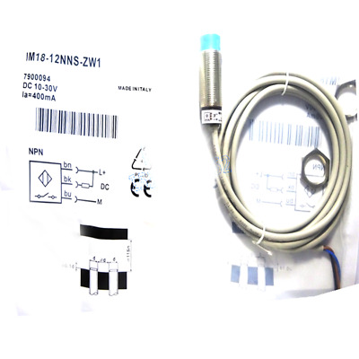 H● SICK IM18-12NNS-ZW1 Cylindrical thread design ,NPN New