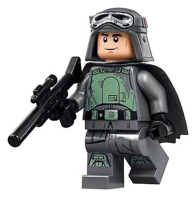 NEW LEGO HAN SOLO MINIFIG 75211 Imperial Disguise minifigure figure star wars