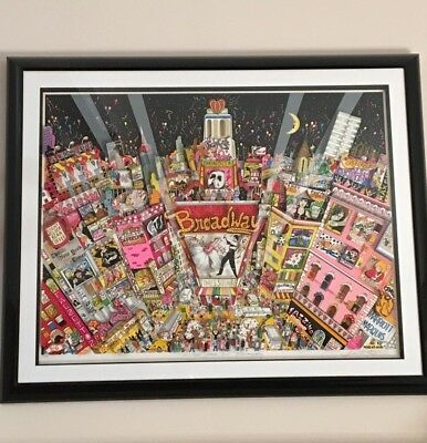 New Year S In Times Square 3d Pop Art By Famous Artist