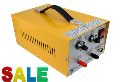 HOT Pulse Sparkle Spot Welder Jewelry Welding Machine Gold Silver Platinum