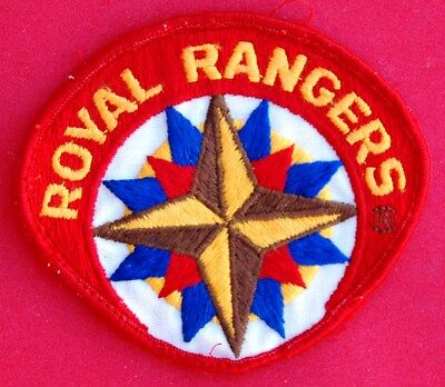 Royal Rangers Patch