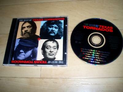 Texas Tornados - The Best of Texas Tornados (1994) CD album