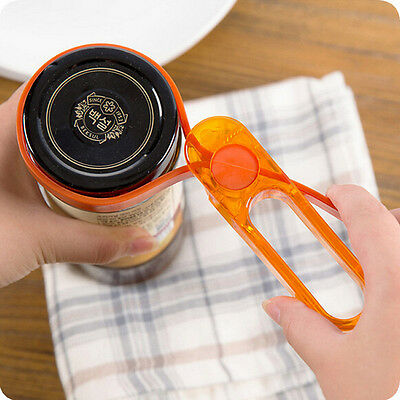 Multi-function Kitchen Gadget Plastic Bottle Can Wine Jars Lid Opener Tools l