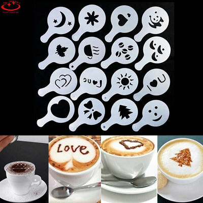 Mold Mould Pull Flower Cooking Tools Kitchen Latte Home Decor Multi Functional