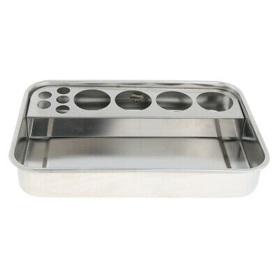 Bowl Tray Basin Dental and Surgical Instrument Stainless Steel Lab Storage