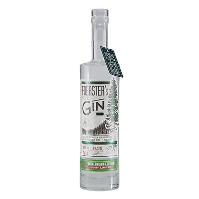 Foerster's Heide Dry Gin Homegrown Edition 44,00% vol. 0,5 L