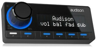 Audison DRC-MP Remote Control Multimedia Fernbedienung für DSP DRC Settings