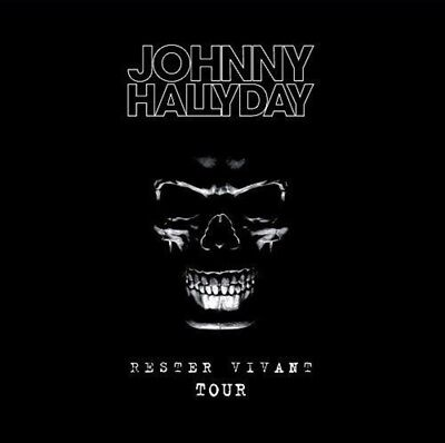 Johnny Hallyday Rester Vivant Tour CD Deluxe Edition New 2016
