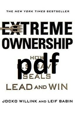 (PDF.EPUB) Extreme Ownership:How U.  Jocko Willink (E-B00K||E-MAILED)