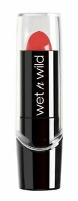 Set of 3 Wet n Wild Silk Finish Lipstick 515D What's Up Doc? Red