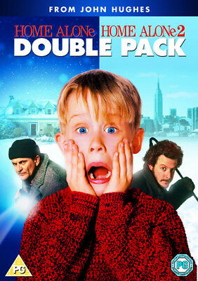 Home Alone Home Alone 2 Lost In New York Double Pack Dvd New Region 2