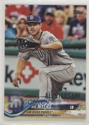 2018 Topps Factory Set All-Star Game #102 Wil Myers San Diego Padres Card