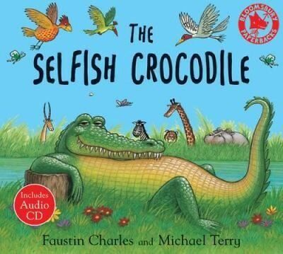 The Selfish Crocodile Big Book by Faustin Charles 9780747581130