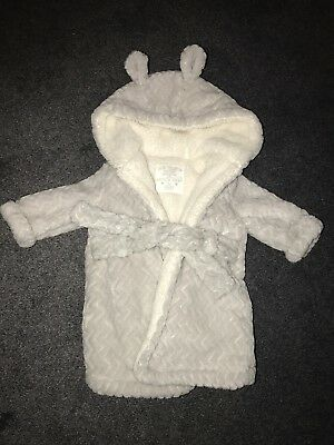 Babies 0-3 Month Unisex Dressing Gown
